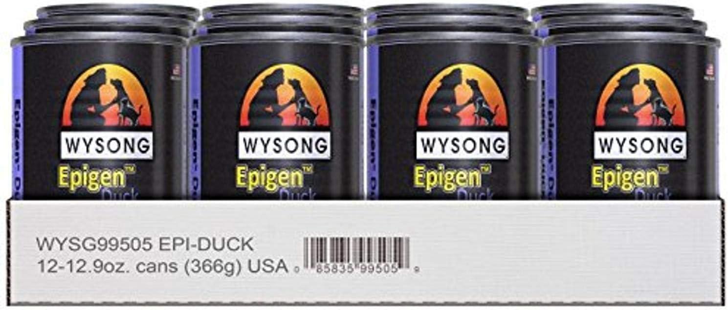 Wysong Epigen Duck Canine/Feline Canned Formula Dog/Cat/Ferret Food