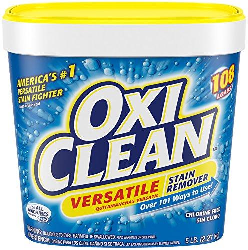 おすすめ掃除グッズ:オキシクリーンEX2270g