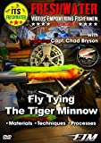 Tying the Tiger Minnow - In The Spread Fly Fishing