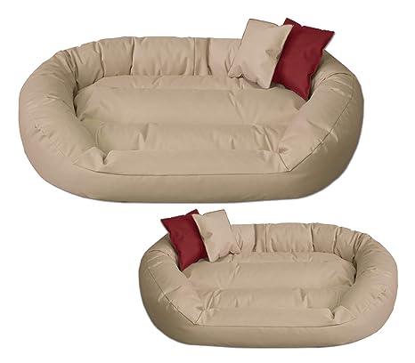 110x80cm colchón para Perro, 13 Colores, Cama para