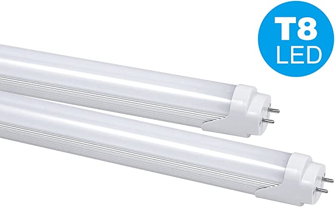 Frosted 10w T8 LED Tube Bulb Lamp Light