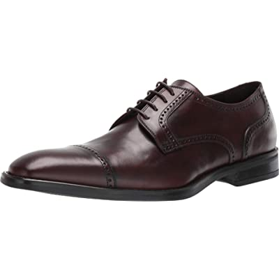 Bruno Magli Lansdale Dark Brown 10: Shoes