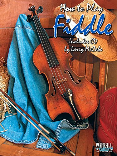 (How to Play Fiddle beginner book and CD)