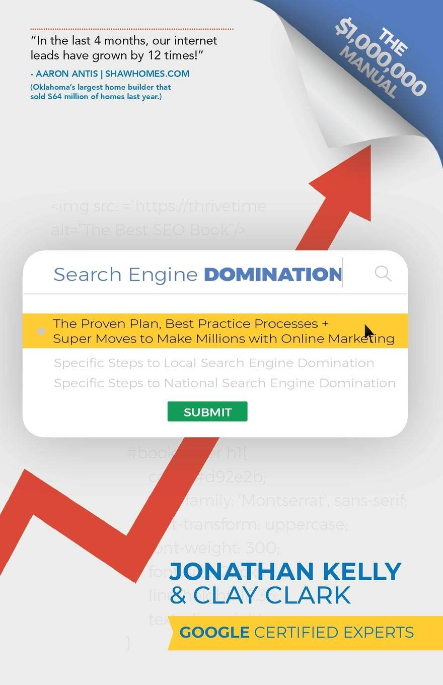 Search Engine Domination Processes Marketing product image