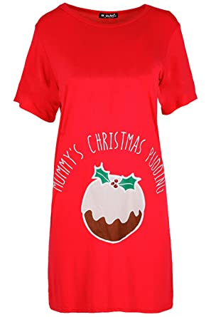 1a251c3f8f4 Be Jealous Womens Ladies Baggy Oversize Gingerbread Hat Candy Batwing Xmas  Christmas T Shirt UK Plus Size 8-30  Amazon.co.uk  Clothing