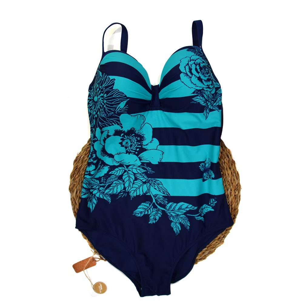 bc3cdd2e90d8 VI 2019 Conjuntos de Bikini para Mujer Conjunto de Bikini Push Up Traje de  baño de Dos Piezas Haltereck/Traje de baño sin Tirantes Bandeau Ropa de  Playa ...