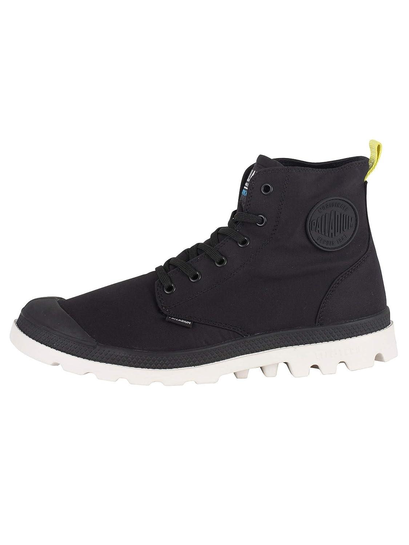 dcb992738371b Amazon.com: Palladium Men's Pampa Puddle Lite WP WB Boots, Black: Shoes