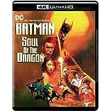 Batman: Soul of the Dragon (4K Ultra HD + Blu-ray +Digital)