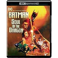 BATMAN: ALMA DE DRAGON 4K BR (blu_ray) [Blu-ray]