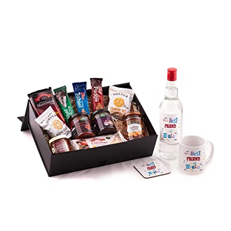 Best Friend In The World Vodka Hamper