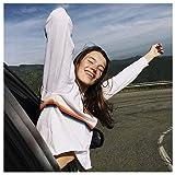 Summer Cropped Sweatshirts Women Cute Rainbow White Aesthetic Sweater Tops Clothing Oversized Teen Girls