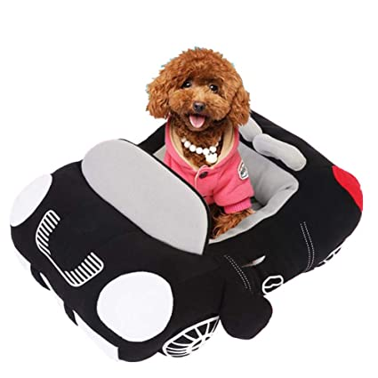 Nikou Mascota/Perro Cama Cama de Algodón Cálido Suave Mascotas Gato Casa de Perro en