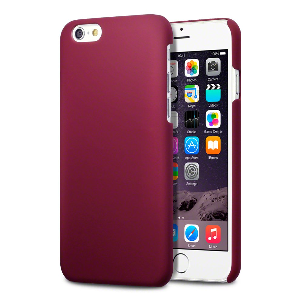 coque violette iphone 6