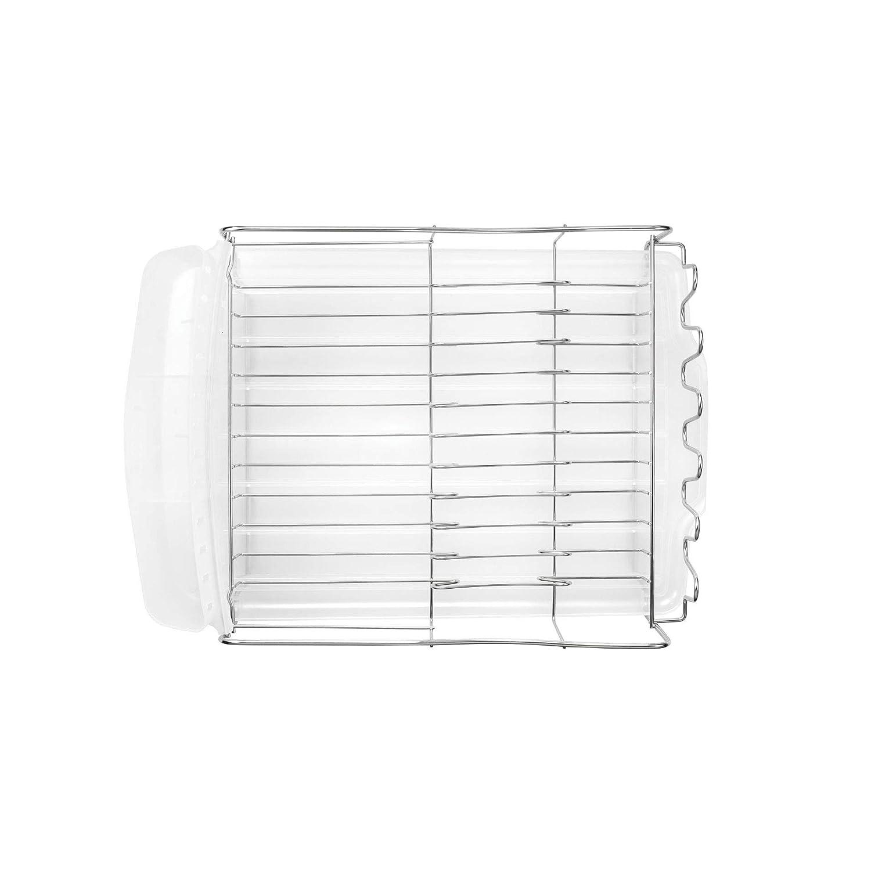 Polder KTH-625-754 - 3-Piece Advantage Dish Rack