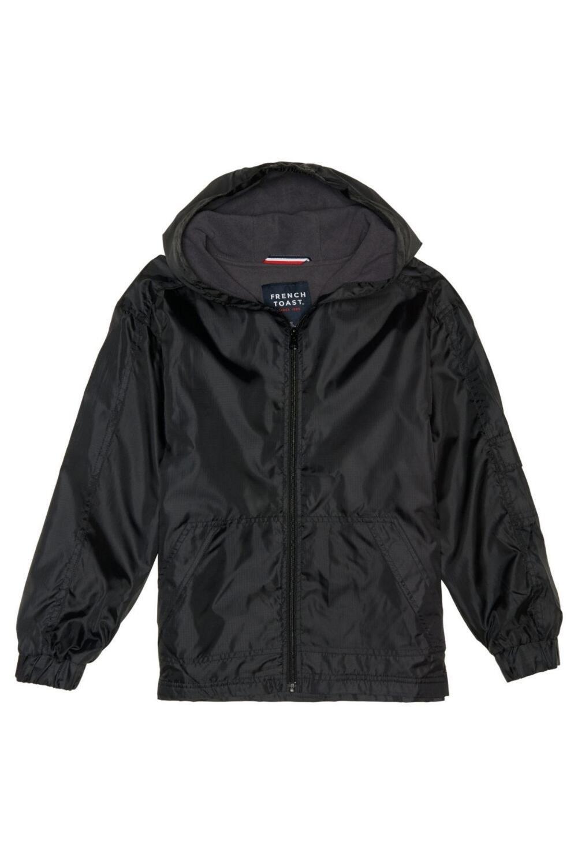 French Toast Lined Jacket(Size 4-7) Black 20