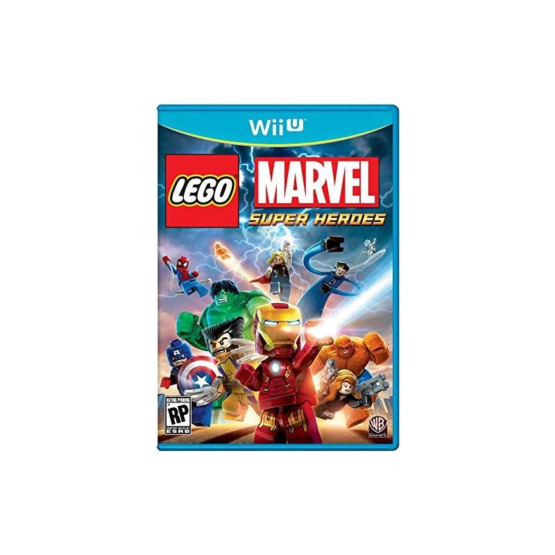 LEGO: Marvel Super Heroes - Nintendo Wii