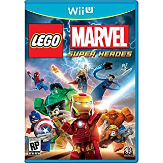 LEGO: Marvel Super Heroes - Nintendo Wii U (B00B98HG18) | Amazon price tracker / tracking, Amazon price history charts, Amazon price watches, Amazon price drop alerts