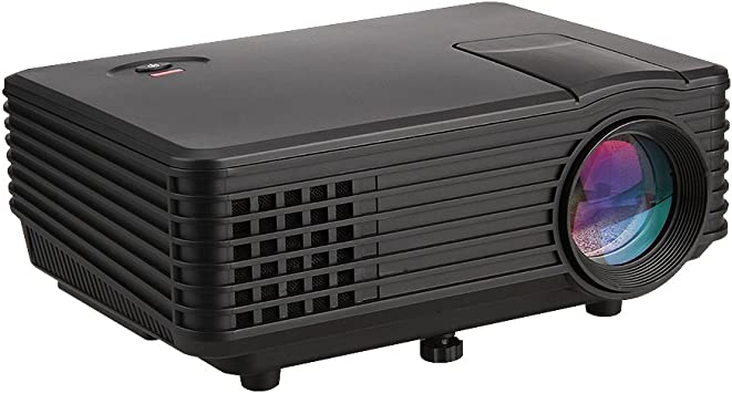 Excelvan - Multimedia Mini LED Proyector Portátil Cine Teatro en ...