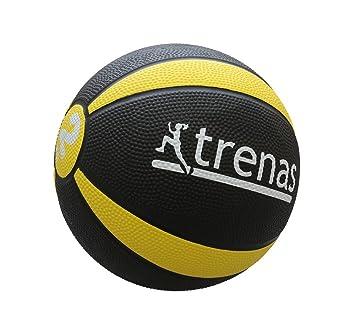 trenas Balón Medicinal de Goma Pro - 2 kg: Amazon.es: Deportes y ...