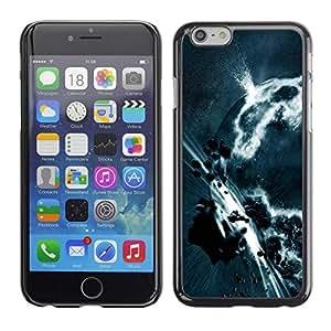 Be Good Phone Accessory // Dura Cáscara cubierta Protectora Caso Carcasa Funda de Protección para Apple Iphone 6 Plus 5.5 // Space Planet Galaxy Stars 3