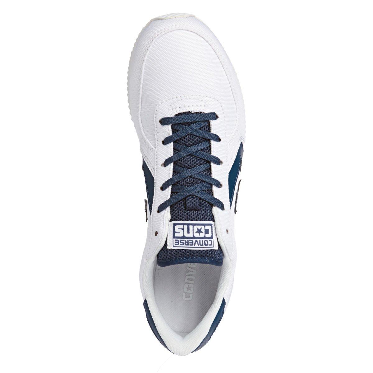 d902534366eb Converse - Arizona Racer - 147426C - Color  White - Size  11.5   Amazon.co.uk  Shoes   Bags