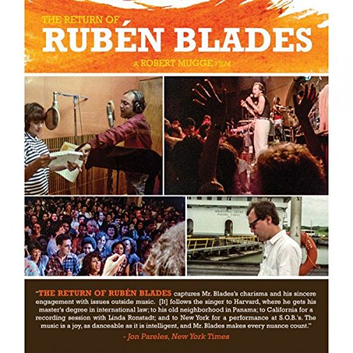 Blades, Ruben - The Return Of Ruben Blades [Blu-ray]