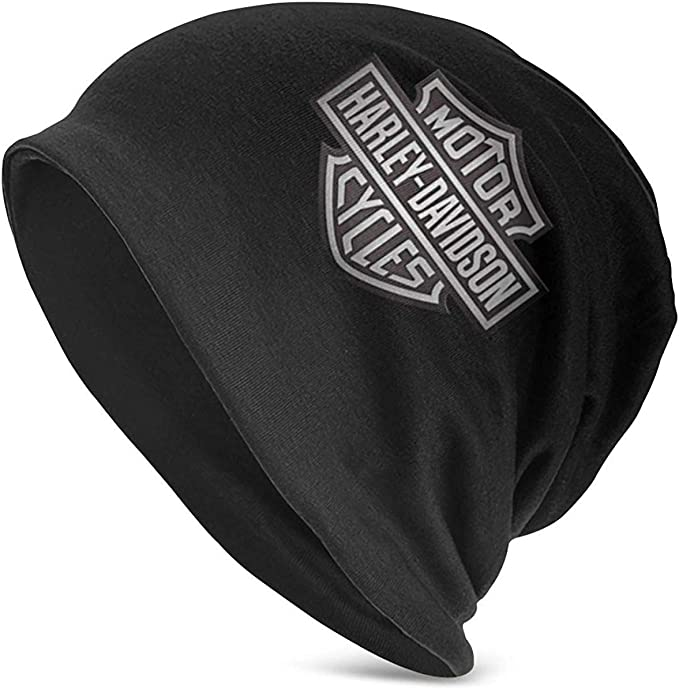Headgear Harley Davidson Logo Unique Adult Mens Hip-Hop Polyester ...