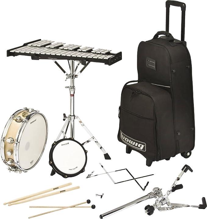 Ludwig LE2482R combo kit de xilofono, caja, stand y funda: Amazon.es: Instrumentos musicales