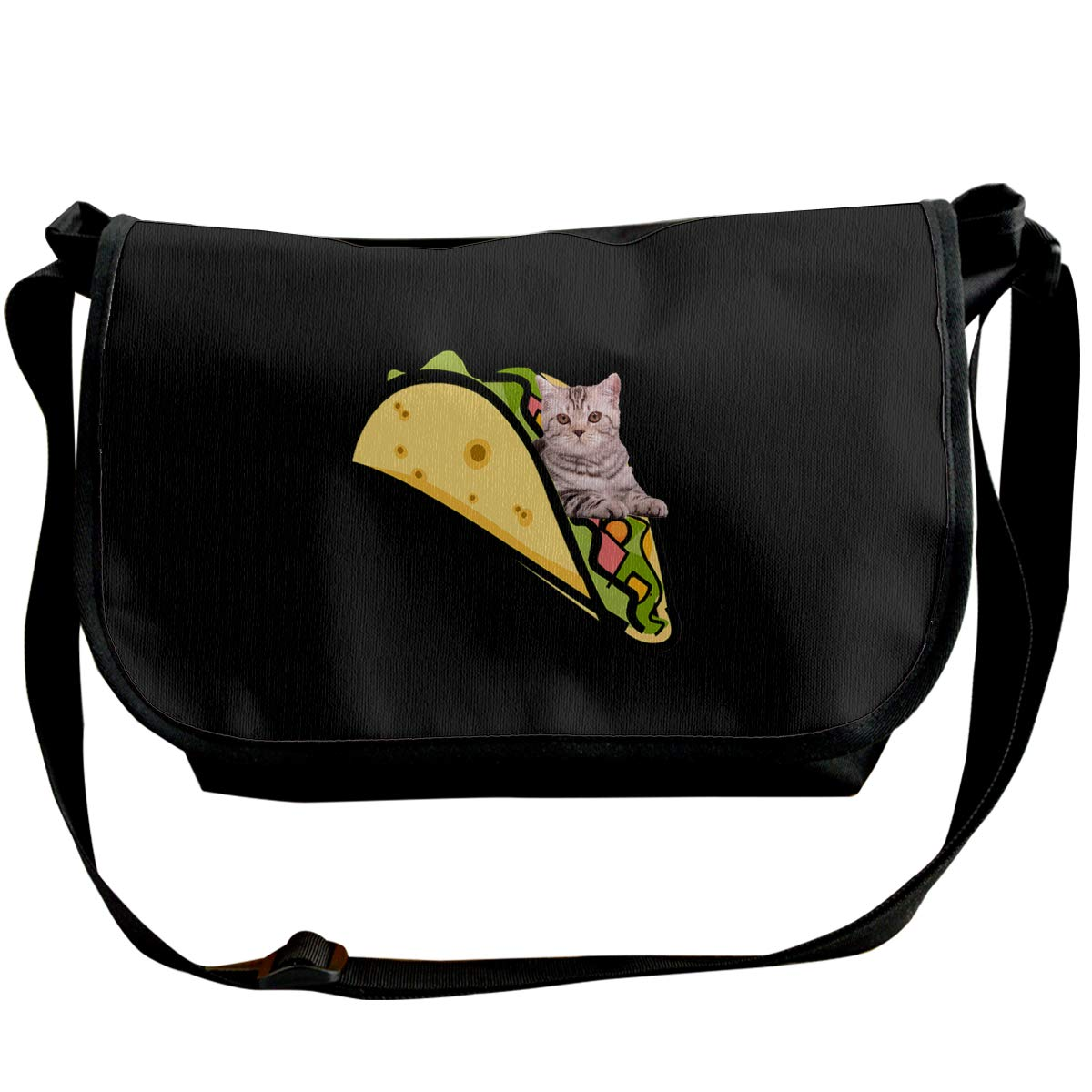 Futong Huaxia Tacos Travel Messenger Bags Handbag Shoulder Bag Crossbody Bag Unisex