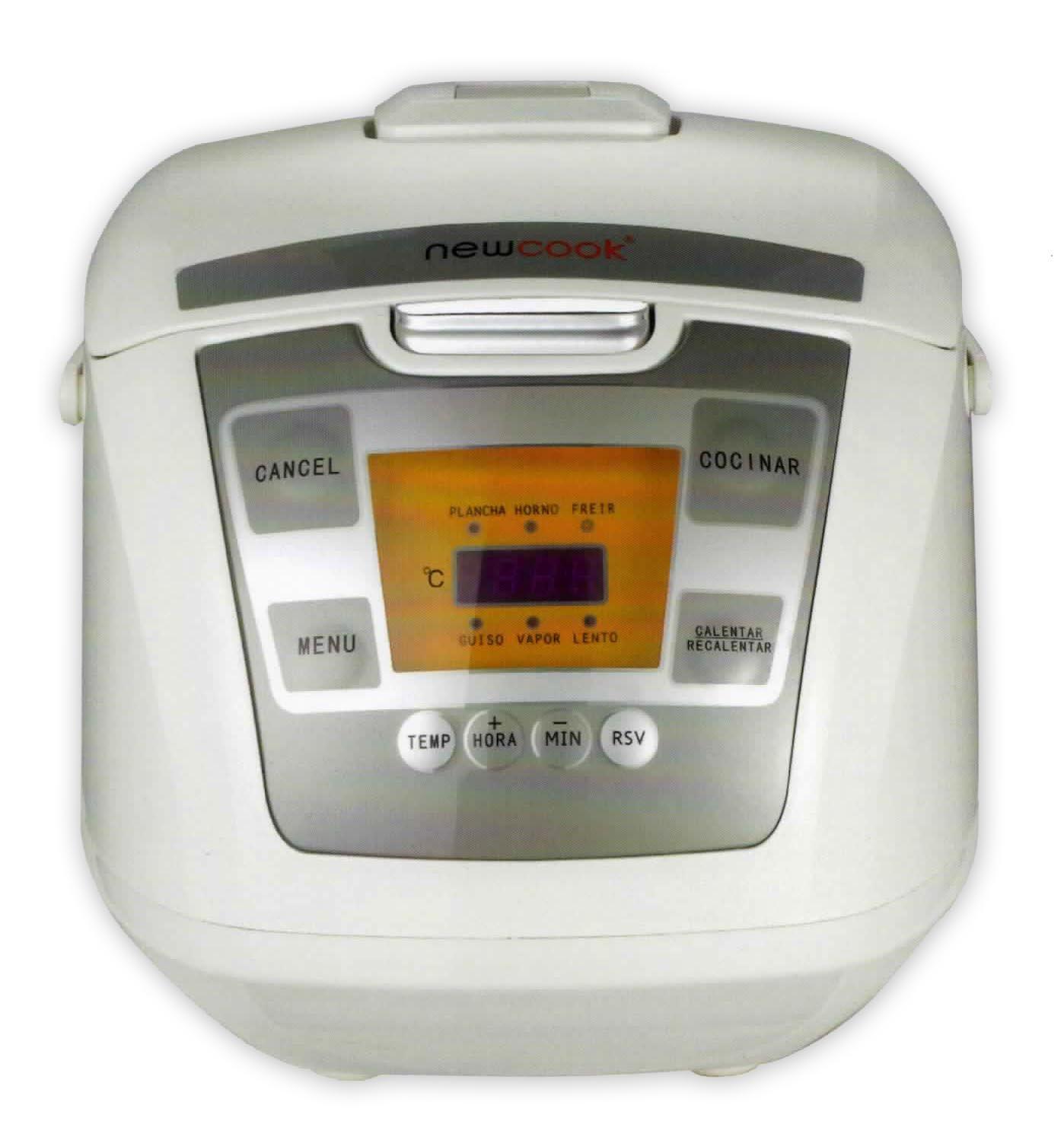 Que Robot De Cocina Comprar | Robot De Cocina Newcook 5 Litros Amazon Es Hogar