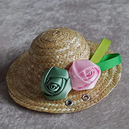 Summer Trendy Pet Dog Cat Cool Straw Hat Sun Hats Puppy Supplies Hawaii  Style Pet Accessories Dogs Cats Caps  Amazon.in  Home   Kitchen cf7fe6483dc3