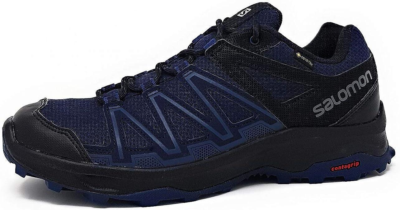 SALOMON Leonis GTX, Zapatillas para Caminar para Hombre: Amazon.es: Zapatos y complementos