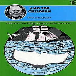 The Phantom Ship and Mr Midshipman Easy