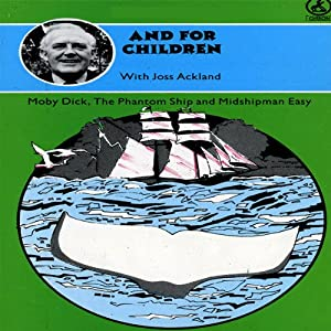 The Phantom Ship and Mr Midshipman Easy Audiobook