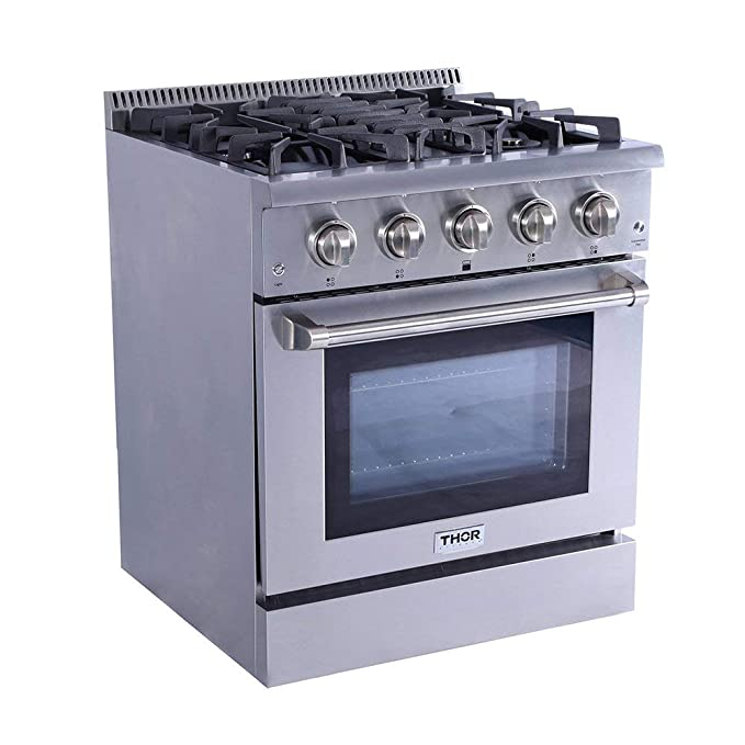 thor kitchen hrg3080u reviews
