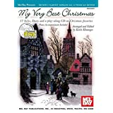 My Very Best Christmas, Trumpet, Clarinet, Soprano Sax, & Tenor Sax Edition  Book/CD Set: 17 Solos, Duets and a play-along CD on Christmas favorites