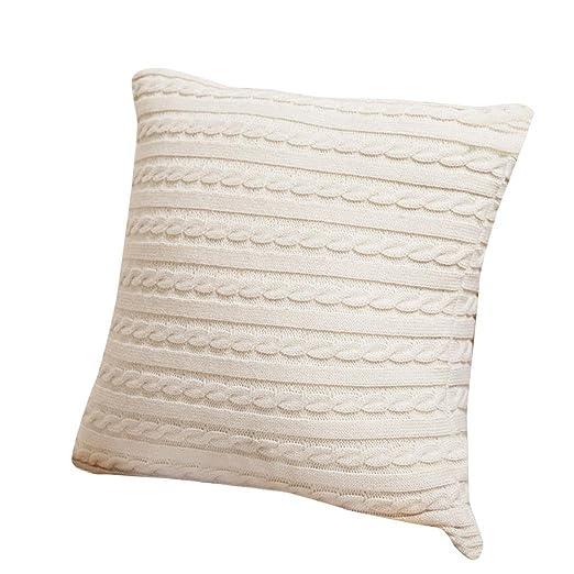 45 cm * 45 cm para tejer funda para cojín de sofá, Brydon ...
