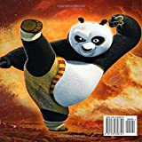 The Kung Fu Panda Coloring Book: A Kung Fu kicking book for everyone !