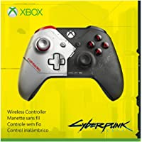 Xbox Wireless Controller – Cyberpunk 2077 Limited Edition - Xbox One