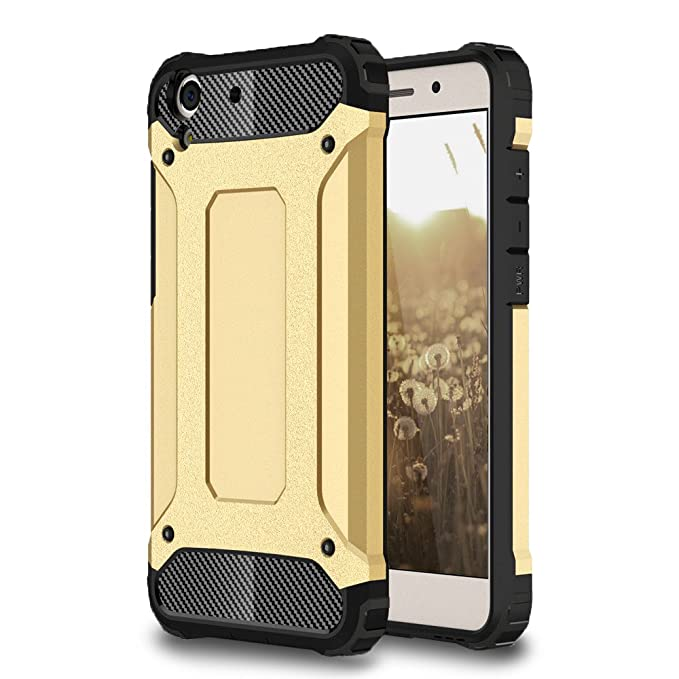 Hybrid Full Armor Cover Case Para Huawei y6ii/Honor 5 A ...
