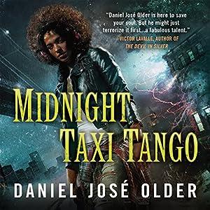 Midnight Taxi Tango Audiobook
