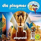 Die geheimnisvolle Sphinx (Die Playmos 10) | Simon X. Rost, Florian Fickel