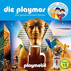 Die geheimnisvolle Sphinx (Die Playmos 10)