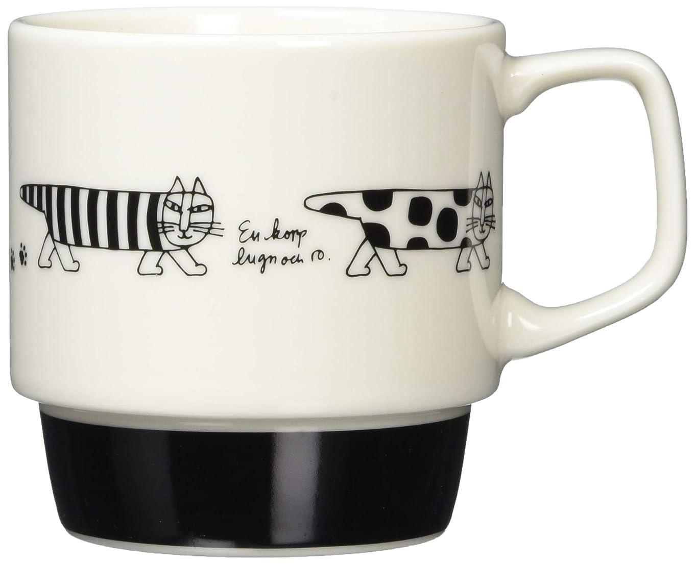 製造業抑止する低下BASIC STANDARD 陶器の おしゃれ な マグカップ (食洗機、電子レンジ対応)