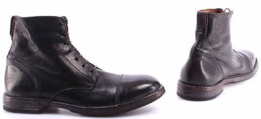 1e26b6eb8664 MOMA 54603-C1 Herren Boots   Stiefel in Mittel Gr.  45 schwarz  Amazon.de   Schuhe   Handtaschen