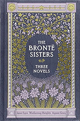book cover of The Bronte Sisters