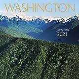 Washington Wall Calendar 2021
