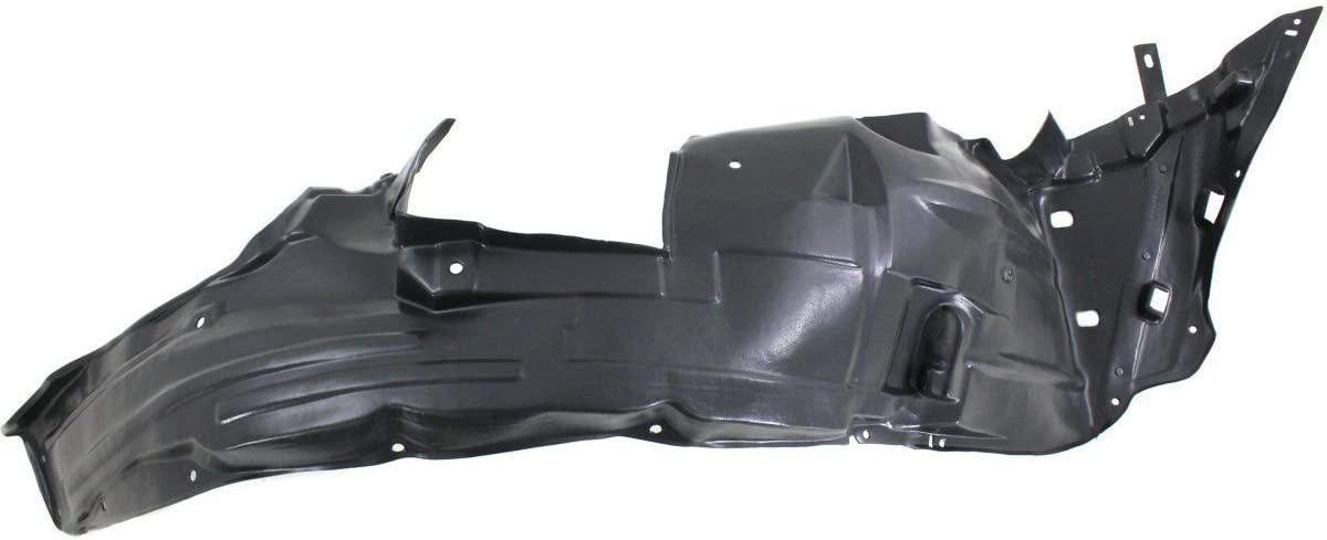 New Front Right Passenger Side Inner Fender Liner For 2011-2016 Honda Crz HO1249140 74101SZTG00