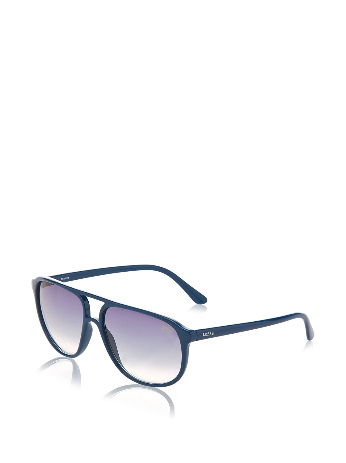 Lozza Gafas de Sol SL1872 0NK1 (58 mm) Azul: Amazon.es: Ropa ...