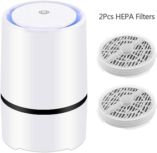 LG&S Purificador de Aire con Filtro HEPA Verdadero para el hogar ...